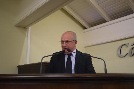 Luia apresenta Moção ao Conselho Regional de Contabilidade