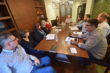 Vereadores fiscalizam Secretarias de Esporte e Lazer e Educação