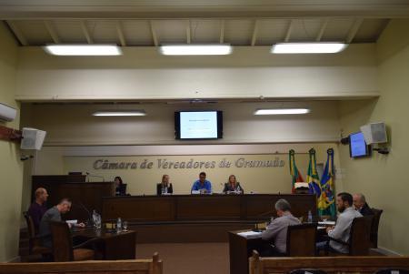 Câmara apresenta Lei Orgânica em Audiência Pública