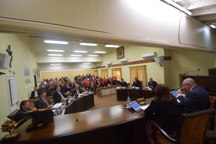 Projeto de Emenda à Lei Orgânica é aprovado em segunda votação