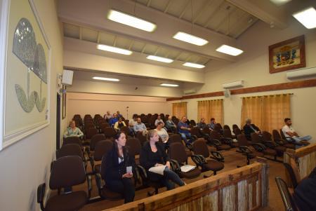 Ano Legislativo inicia com pronunciamentos dos Vereadores