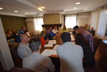 Pedalinhos do Lago Negro são tema de reunião