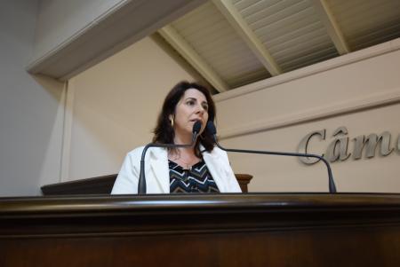 Rosi pede informações sobre prazo de término da revitalização da Borges