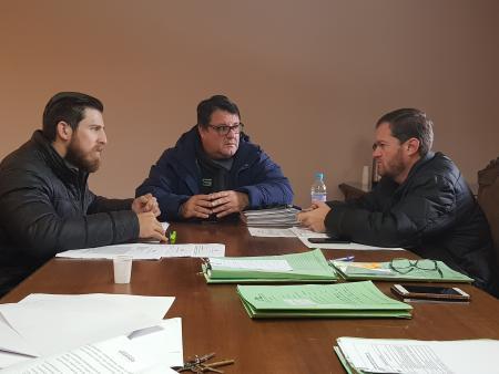 Comissão de Legalidade analisa três projetos
