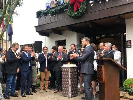 Câmara realiza solenidade de comemoração aos 65 anos de Gramado