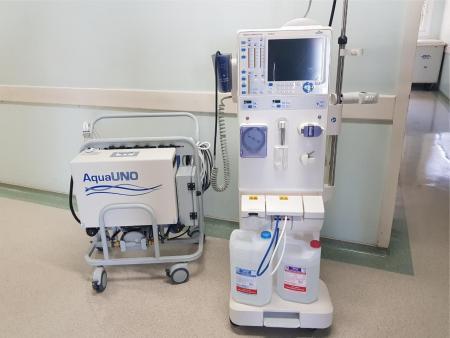 Hospital recebe equipamentos de emenda parlamentar