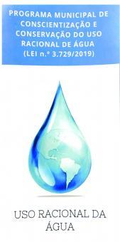 Solicitada intensificação de Campanhas de Uso Racional de Água