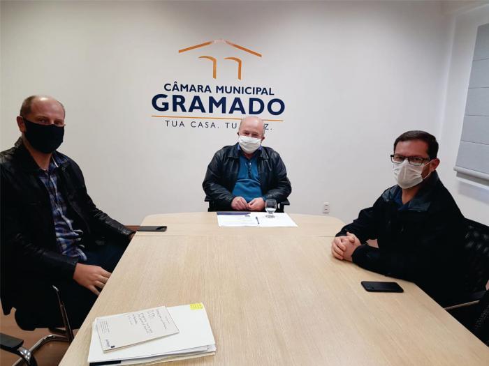 Saiba mais sobre os projetos que tramitam no Legislativo de Gramado