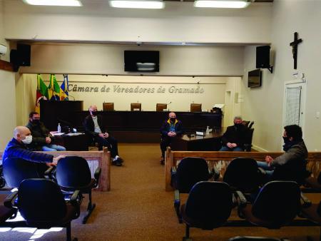 Eventos pautam reunião na Câmara Municipal