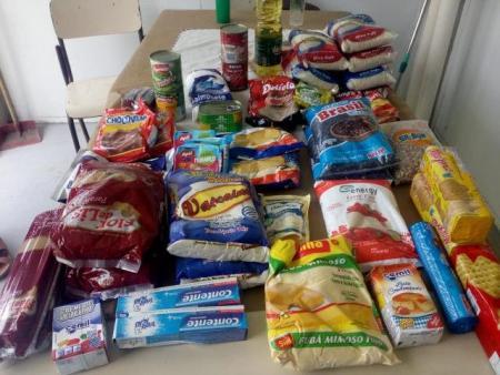 Solicitados esclarecimentos quanto ao cancelamento de distribuição de cestas básicas