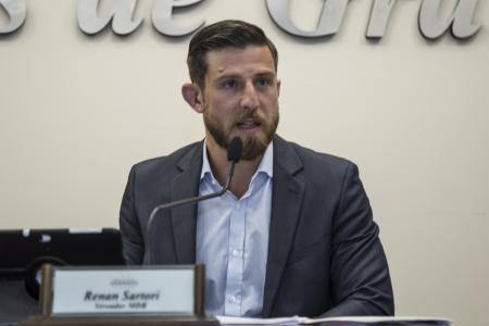 Pedidos de providências | Vereador Renan Sartori apresenta duas demandas