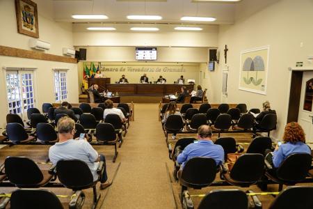 Sessão ordinária | Câmara apresenta projetos de Lei e remanejamento de emendas