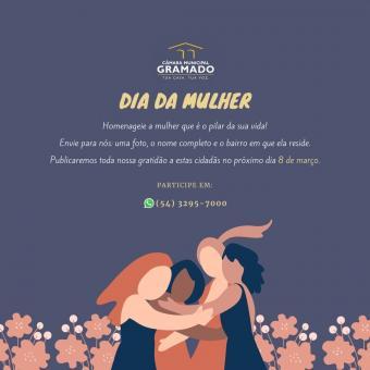 Câmara de Vereadores celebra Dia da Mulher ao homenagear cidadãs de Gramado