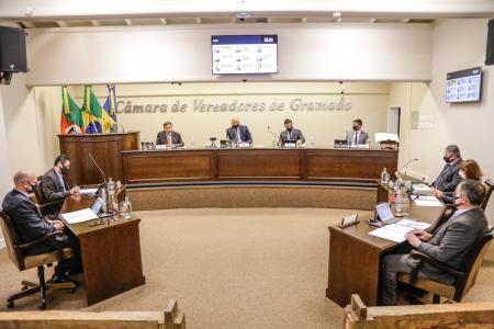 Sessão ordinária | Legislativo indica nomes para Comissão Especial de Covid-19