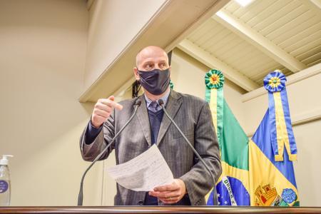 Professor Daniel: Projeto de Lei que visa transparência de Conselhos Municipais é aprovado