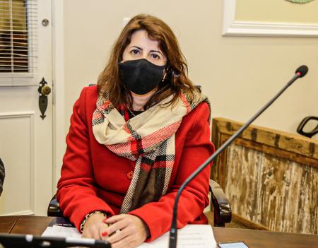 Rosi Ecker Schmitt: vereadora informa comunidade sobre ações em Serraria